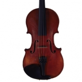 French Violin By L. Mougenot