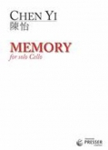 Memory for Solo Cello