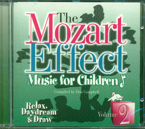 The Mozart Effect Music for Children Vol. 2 CD - The Sound ...