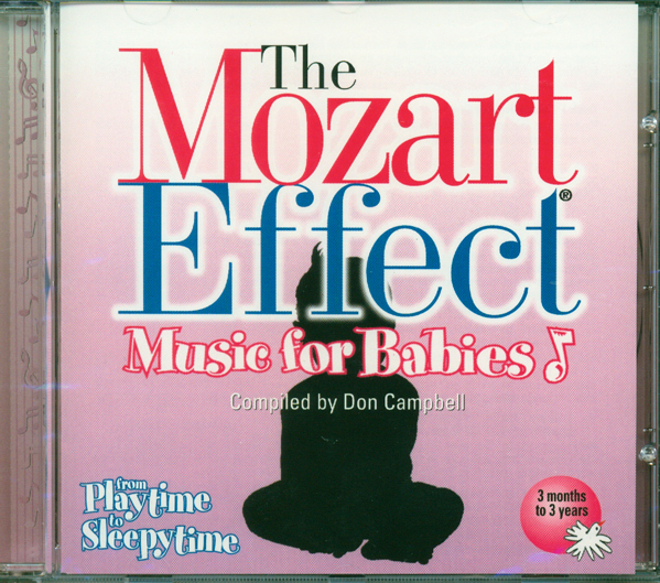 Mozart Effect Music for Babies CD