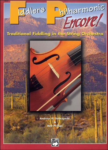 Fiddlers Philharmonic Encore Viola