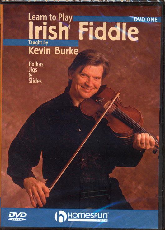 Learn to Play Irish Fiddle DVD 1 - YouTube
