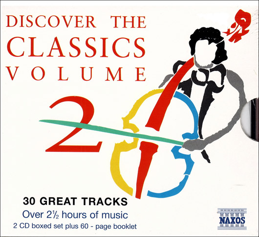 Discover the Classics Volume 2