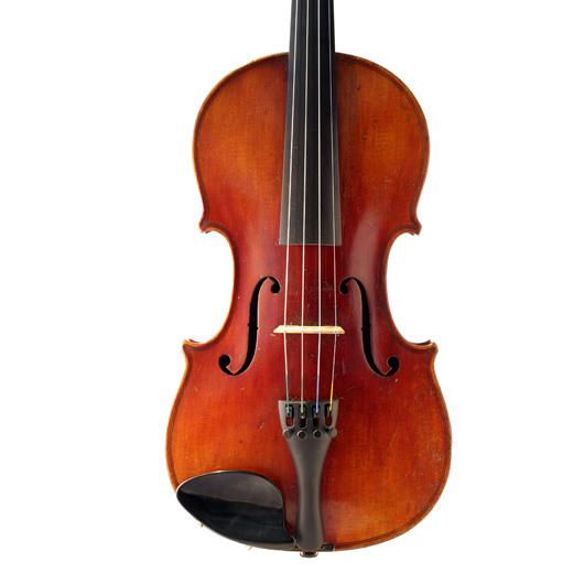 German Violin by NEUNER & HORNSTEINER, c.1897 Hornsteiner Violins Value