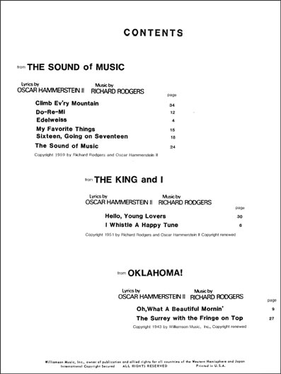 hello young lovers the king and i sheet music pdf