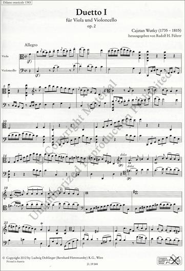 viola and cello duets pdf