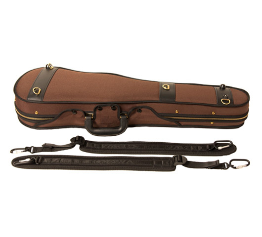 shaped violin case