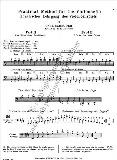 schroeder 170 foundation studies cello pdf