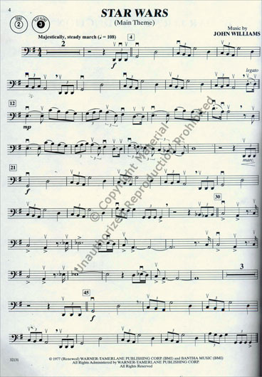 star wars a musical journey cello